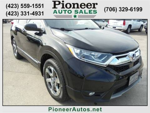 2017 Honda CR-V for sale at PIONEER AUTO SALES LLC in Cleveland TN