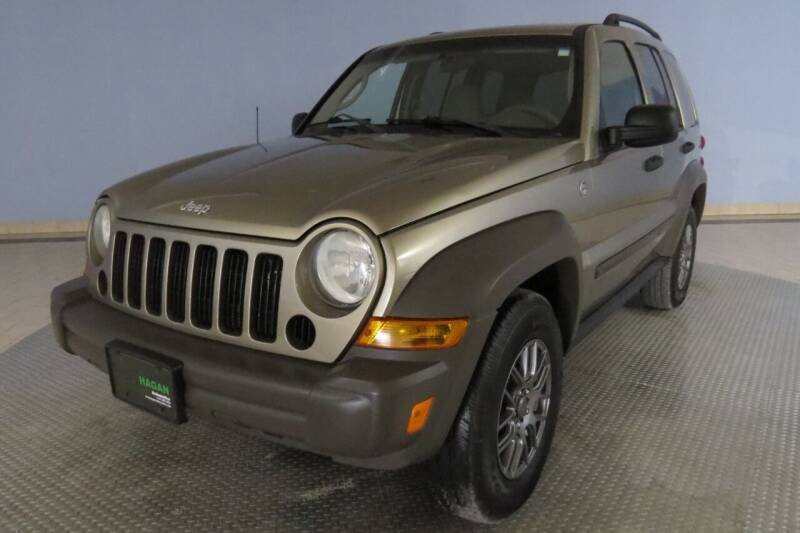2007 Jeep Liberty for sale at Hagan Automotive in Chatham IL