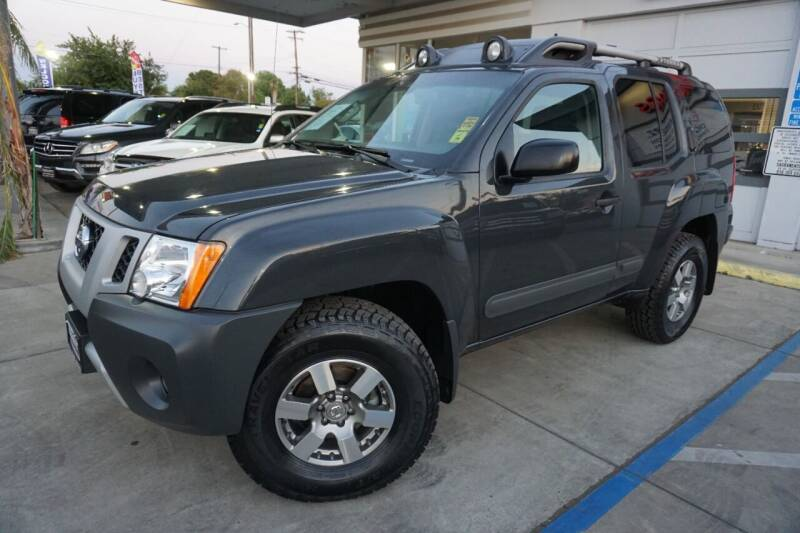 2013 Nissan Xterra for sale at Industry Motors in Sacramento CA