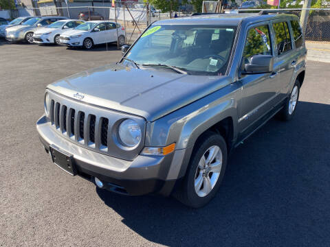 2011 Jeep Patriot for sale at TD MOTOR LEASING LLC in Staten Island NY