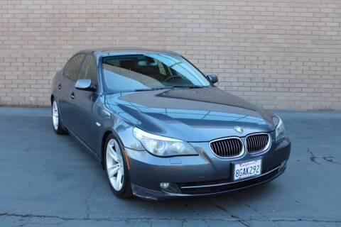 2009 BMW 5 Series for sale at MK Motors in Sacramento CA