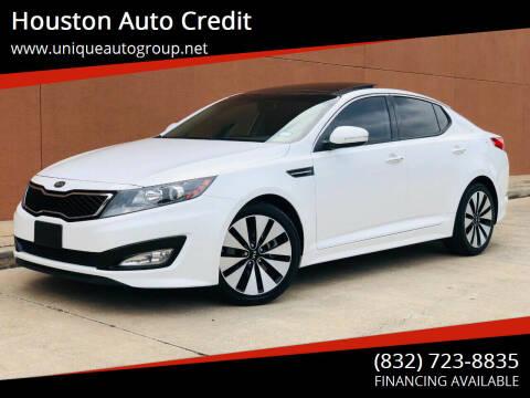 2012 Kia Optima for sale at Houston Auto Credit in Houston TX