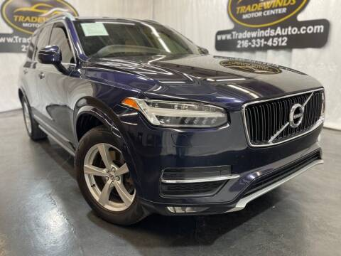 2017 Volvo XC90 for sale at TRADEWINDS MOTOR CENTER LLC in Cleveland OH