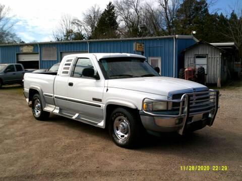 1999 Dodge Ram Pickup 2500 for sale at Tom Boyd Motors in Texarkana TX