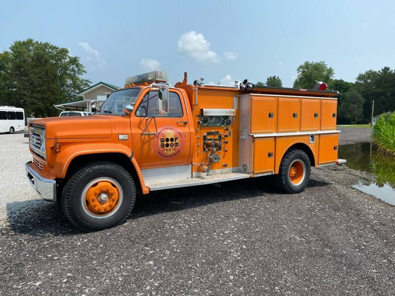 1982 Chevrolet C7500 for sale at MOES AUTO SALES in Spiceland IN