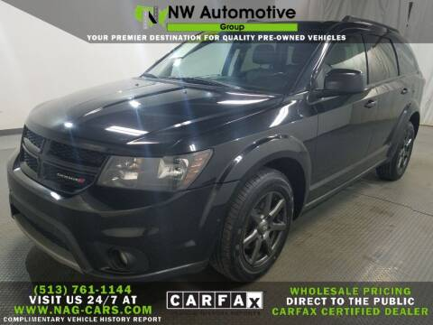 2013 Dodge Journey for sale at NW Automotive Group in Cincinnati OH