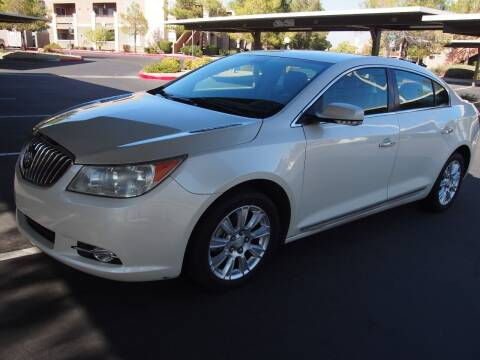 2013 Buick LaCrosse for sale at Best Auto Buy in Las Vegas NV