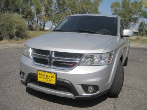 2012 Dodge Journey for sale at Pollard Brothers Motors in Montrose CO