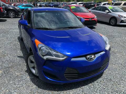 2015 Hyundai Veloster for sale at A&M Auto Sales in Edgewood MD