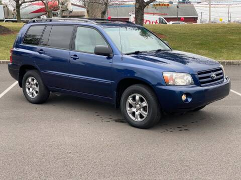2006 Toyota Highlander for sale at P&H Motors in Hatboro PA