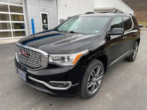 2017 GMC Acadia for sale at Hawkins Chevrolet in Danville PA