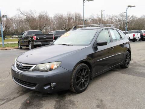 2009 Subaru Impreza for sale at Low Cost Cars North in Whitehall OH