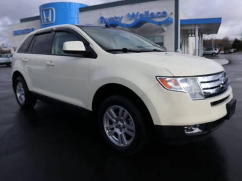 2007 Ford Edge for sale at RUSTY WALLACE HONDA in Knoxville TN