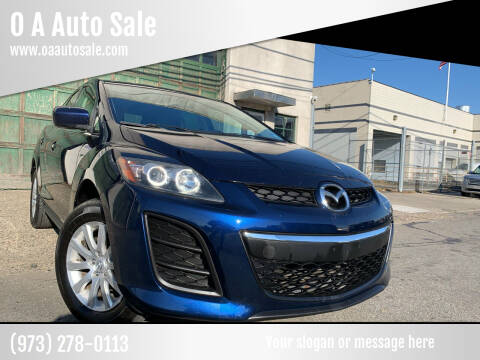 2010 Mazda CX-7 for sale at O A Auto Sale in Paterson NJ