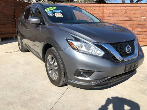 2015 Nissan Murano for sale at Speedway Motors TX in Fort Worth TX