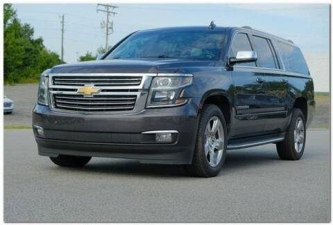 2017 Chevrolet Suburban for sale at WHITE MOTORS INC in Roanoke Rapids NC