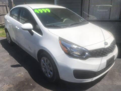 2013 Kia Rio for sale at Trinity Motors in Lackawanna NY