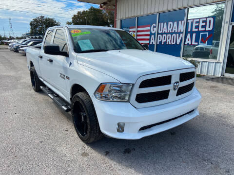 2016 RAM Ram Pickup 1500 for sale at Lee Auto Group Tampa in Tampa FL