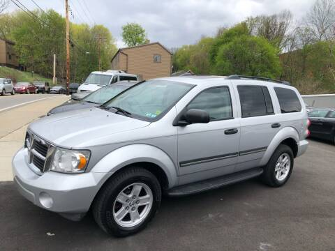 2007 Dodge Durango for sale at Fellini Auto Sales & Service LLC in Pittsburgh PA
