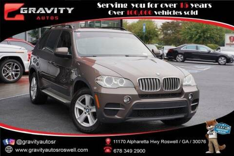 2012 BMW X5 for sale at Gravity Autos Roswell in Roswell GA