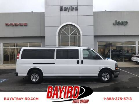 2019 Chevrolet Express Passenger for sale at Bayird Truck Center in Paragould AR