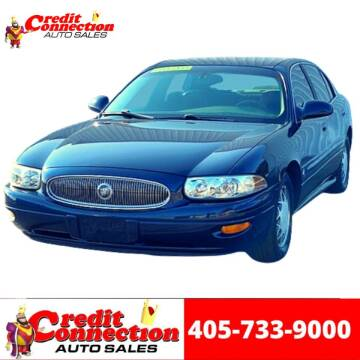 2002 Buick LeSabre for sale at Credit Connection Auto Sales in Midwest City OK