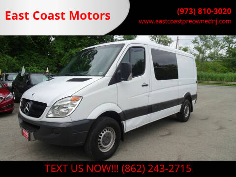 2012 Mercedes-Benz Sprinter Cargo for sale at East Coast Motors in Lake Hopatcong NJ