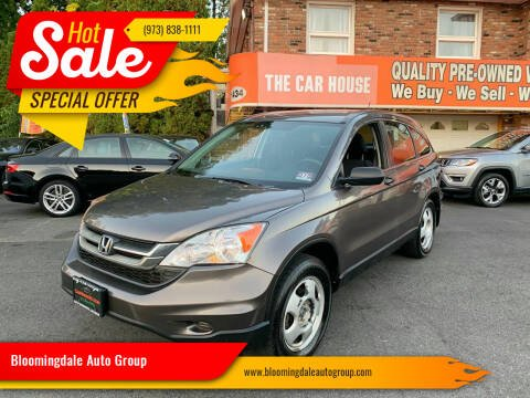 2011 Honda CR-V for sale at Bloomingdale Auto Group - The Car House in Butler NJ
