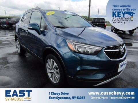 2019 Buick Encore for sale at East Syracuse Performance Sales & Service in Syracuse NY