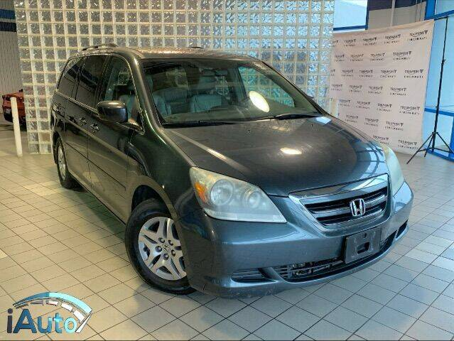 2005 Honda Odyssey for sale at iAuto in Cincinnati OH
