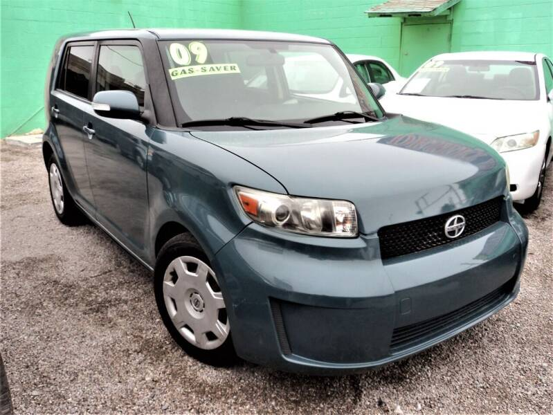 2009 Scion xB for sale at DESERT AUTO TRADER in Las Vegas NV