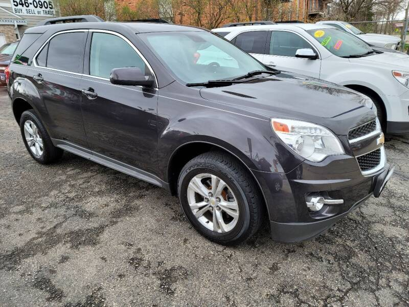 2015 Chevrolet Equinox for sale at 1st Quality Auto in Milwaukee WI