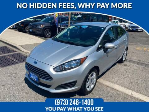 2014 Ford Fiesta for sale at Route 46 Auto Sales Inc in Lodi NJ