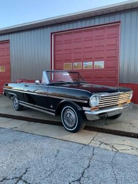 1963 Chevorlet Nova for sale at Gibby's Motorsports in Ebensburg PA