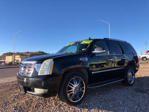 2007 Cadillac Escalade for sale at 1st Quality Motors LLC in Gallup NM