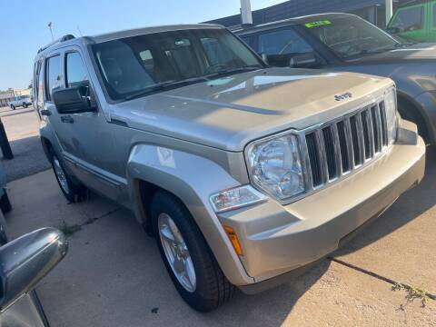 2011 Jeep Liberty for sale at Shelby's Automotive in Oklahoma City OK