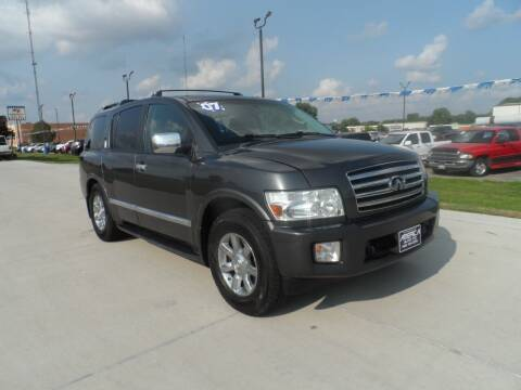 2007 Infiniti QX56 for sale at America Auto Inc in South Sioux City NE
