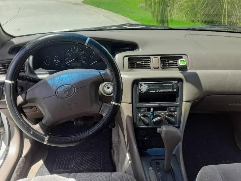 1999 Toyota Camry CE 4dr Sedan - Tampa FL