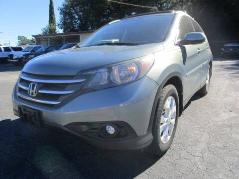 2012 Honda CR-V for sale at Lewis Page Auto Brokers in Gainesville GA