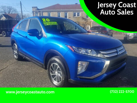 2020 Mitsubishi Eclipse Cross for sale at Jersey Coast Auto Sales in Long Branch NJ