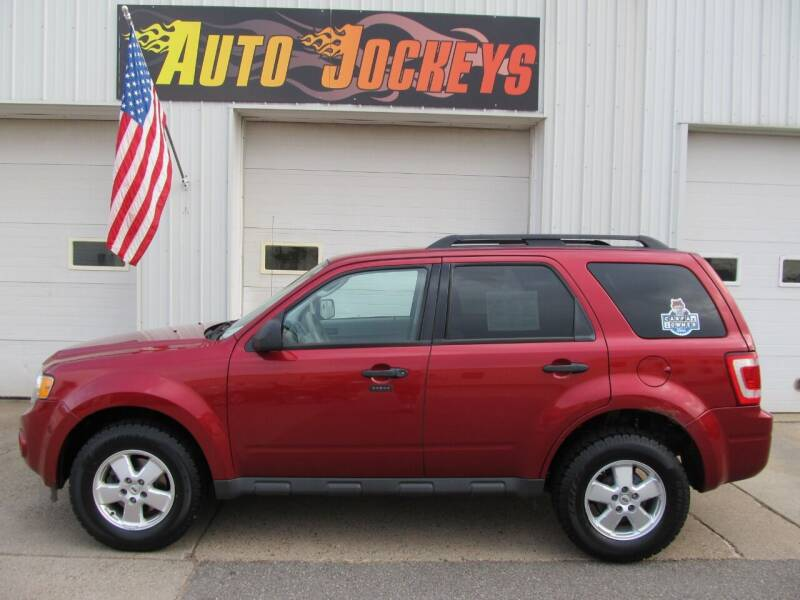 2012 Ford Escape for sale at AUTO JOCKEYS LLC in Merrill WI