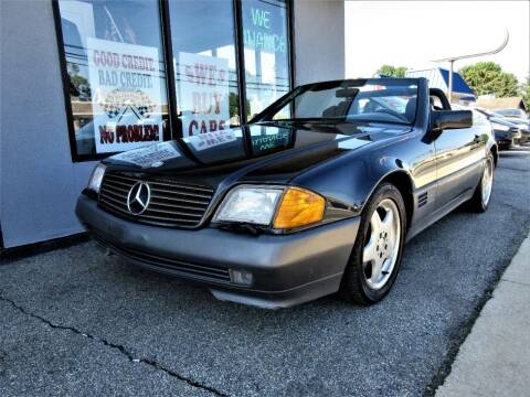 1993 Mercedes-Benz 300-Class for sale at New Concept Auto Exchange in Glenolden PA