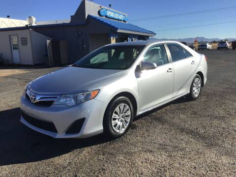 2014 Toyota Camry for sale at SPEND-LESS AUTO in Kingman AZ