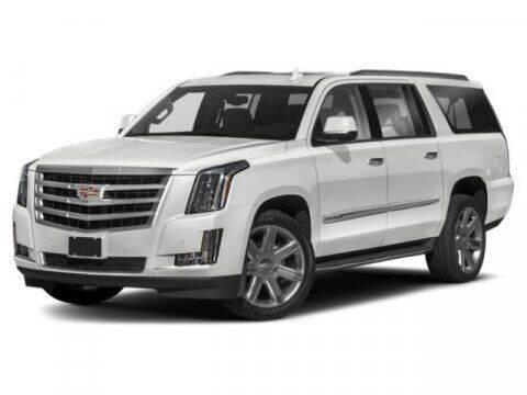 2019 Cadillac Escalade ESV for sale at DAVID McDAVID HONDA OF IRVING in Irving TX