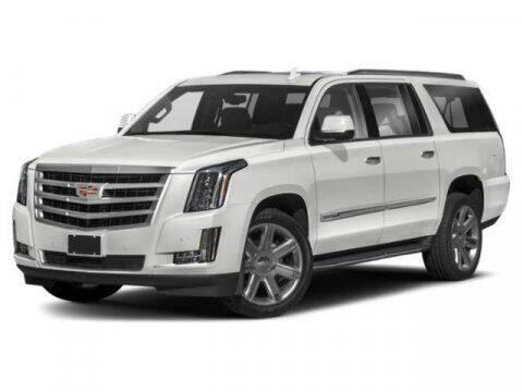 2019 Cadillac Escalade ESV for sale at STG Auto Group in Montclair CA