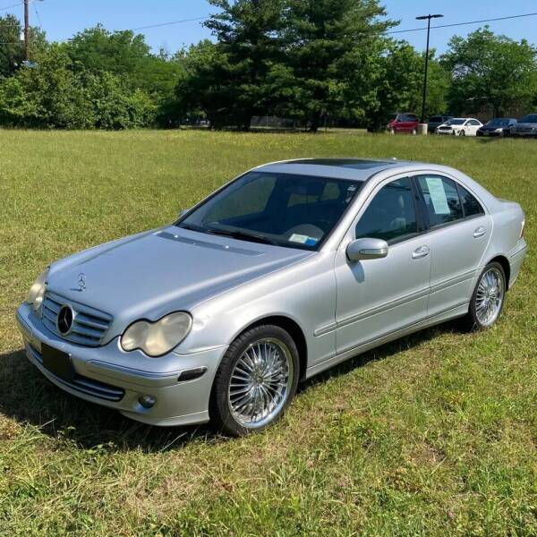 2007 Mercedes-Benz C-Class for sale at CRS 1 LLC in Lakewood NJ