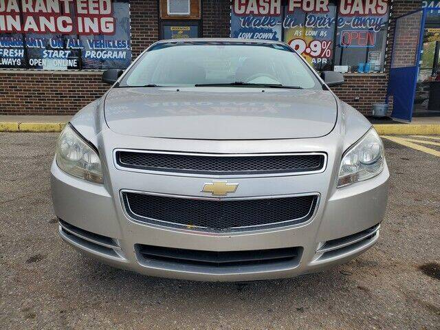 2008 Chevrolet Malibu for sale at R Tony Auto Sales in Clinton Township MI