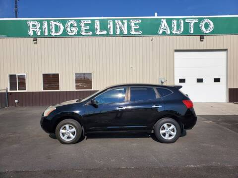 2010 Nissan Rogue for sale at RIDGELINE AUTO in Chubbuck ID