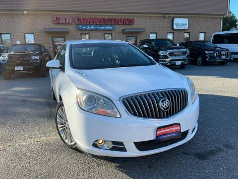 2014 Buick Verano for sale at CAR CONNECTIONS in Somerset MA