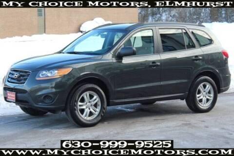 2011 Hyundai Santa Fe for sale at My Choice Motors Elmhurst in Elmhurst IL